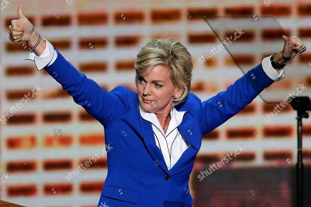 Jennifer Granholm Former two-term Michigan Gov. Jennifer Granholm addresses the Democratic National Convention in Charlotte, N.C. Granholm is scheduled to rally Democrats from southwest Ohio during a June 10, 2016, luncheon in Cincinnati, according to Ohio Democratic Party Chairman David Pepper