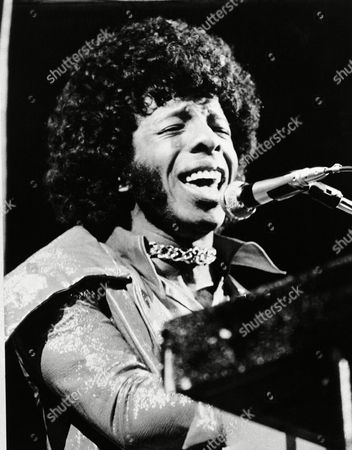 Editorial photo of Sly Stone, USA