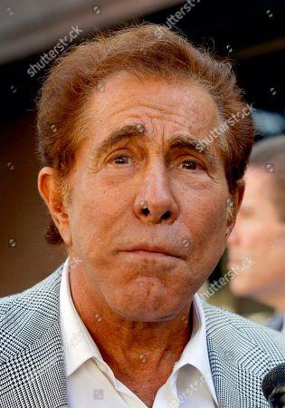 "Steve Wynn Casino mogul Steve Wynn arriving at court for his slander trial in Los Angeles. Wynn, was awarded $20 million in punitive damages against ""Girls Gone Wild"" creator, Joe Francis in his defamation lawsuit"