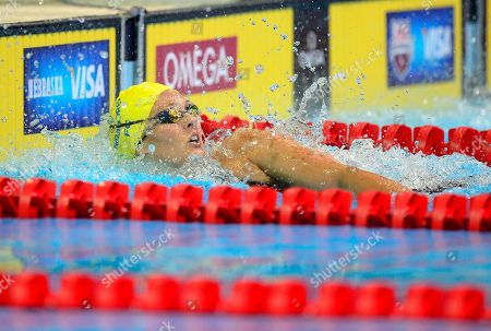 Chloe Sutton Chloe Sutton swims in the women's 400-meter freestyle preliminaries at the U.S. Olympic swimming trials, in Omaha, Neb