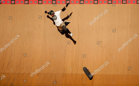 Bob Burnquist Bob Burnquist, of Rio de Janeiro, Brazil, falls during the first heat of the Skateboard Big Air event at the X Games, at Chick Hearn Court in Los Angeles. Burnquist won first, earning him nine gold medals over eighteen X Games appearances
