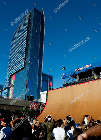 Editorial image of X Games, Los Angeles, USA