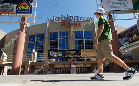 Editorial photo of Coyotes Sale Hockey, Glendale, USA