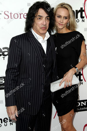 Paul Stanley, Erin Sutton Paul Stanley, left, and Erin Sutton arrive at the The Heart Foundation event in Los Angeles, . The Heart Foundation is an organization that raises funds and builds awareness about heart disease