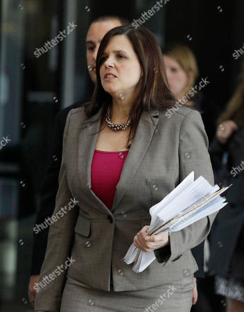 Jennifer Hudson Amy Thompson, a defense attorney for William Balfour, heads back to court in Chicago, following a lunch break on the second day of Balfour's trial. Balfour is charged in the October 2008 murders of singer and actress Jennifer Hudson's mother, brother and nephew