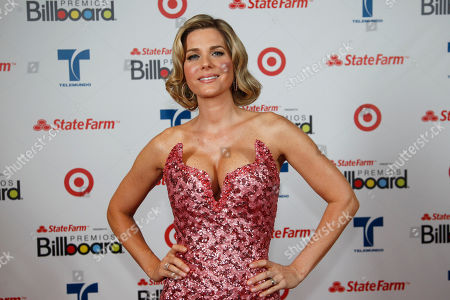 Sonya Smith Sonya Smith poses during the Latin Billboard Awards in Coral Gables, Fla