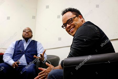 Kirk Franklin, Israel Houghton, Marvin Sapp Gospel singers Marvin Sapp, left, and Israel Houghton hang out backstage before taping a television show in Atlanta. There is a lot riding on the expanding brand of gospel music through the upcoming King's Men concert tour featuring Kirk Franklin, Sapp, Donnie McClurkin and Houghton. The King's Men concert series will be the first gospel tour backed by Live Nation Inc., the world's largest concert promoter. It's also the first step toward proving that the genre can broaden its fan base and become a lucrative business for the promotional company