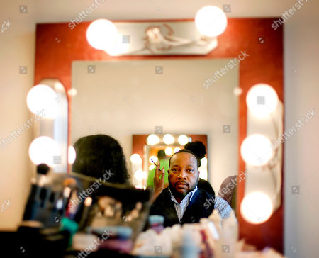 Marvin Sapp, Israel Houghton Gospel singer Marvin Sapp gets his make-up done backstage before taping a television show in Atlanta. There is a lot riding on the expanding brand of gospel music through the upcoming King's Men concert tour featuring Kirk Franklin, Marvin Sapp, Donnie McClurkin and Israel Houghton. The King's Men concert series will be the first gospel tour backed by Live Nation Inc., the world's largest concert promoter. It's also the first step toward proving that the genre can broaden its fan base and become a lucrative business for the promotional company