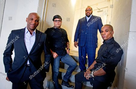 Kirk Franklin, Israel Houghton, Marvin Sapp, Donnie McClurkin Gospel singers Donnie McClurkin, from left, Israel Houghton, Marvin Sapp and Kirk Franklin, are photographed backstage before taping a television show in Atlanta. There is a lot riding on the expanding brand of gospel music through the upcoming King's Men concert tour featuring Franklin, Sapp, McClurkin and Houghton. The King's Men concert series will be the first gospel tour backed by Live Nation Inc., the world's largest concert promoter. It's also the first step toward proving that the genre can broaden its fan base and become a lucrative business for the promotional company