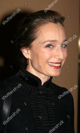 Editorial photo of Evening Standard Theatre Awards, Savoy Hotel, London, Britain - 27 Nov 2006