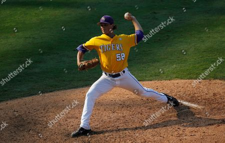 Editorial picture of SEC LSU Mississippi State Baseball, Hoover, USA