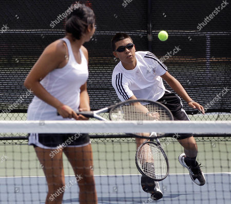 Editorial picture of UIL State Tennis, Austin, USA