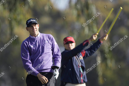 Stock Image of Hunter Haas during the second round of the U.S. Open Championship golf tournament, at The Olympic Club in San Francisco