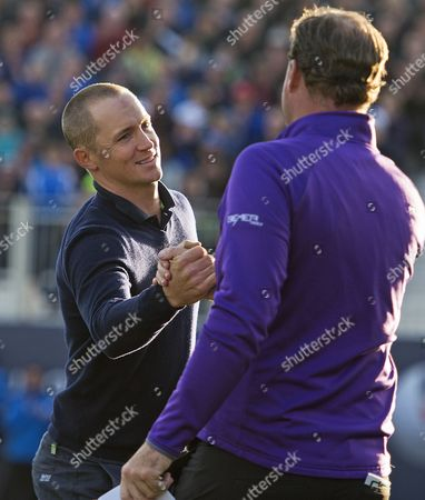 Editorial image of British Masters, PGA European Tour, The Grove Golf Club, UK - 16 Oct 2016
