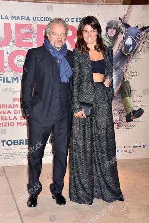 Valeria Solarino, Giovanni Veronesi