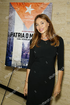 Editorial picture of 54th New York Film Festival Screening of HBO Documentaries 'Patria O Muerte: Cuba, Fatherland Or Death', USA - 12 Oct 2016