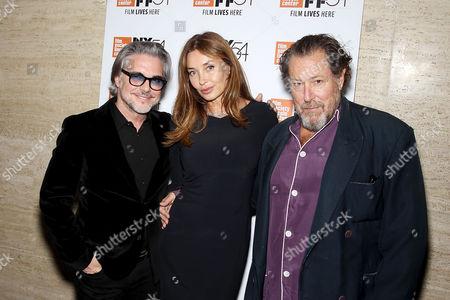 Miguel Sirgado (Exec. Producer), Olatz Lopez Garmendia (Director), Julian Schnabel (Exec.Producer)