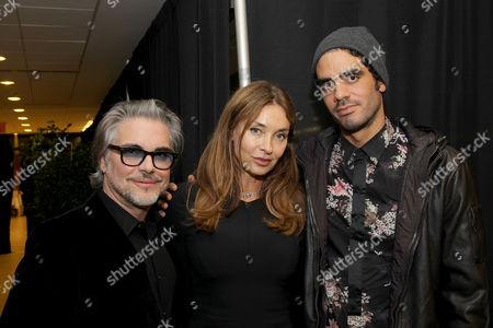 Miguel Sirgado (Exec. Producer), Olatz Lopez Garmendia (Director), El Sexto