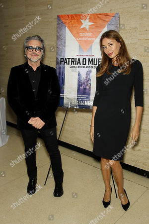 Miguel Sirgado (Exec. Producer), Olatz Lopez Garmendia (Director)