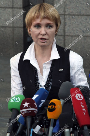 Alla Bout Alla Bout speaks to reporters outside Federal court in Manhattan after the sentencing hearing of her husband Viktor Bout, in New York. Viktor Bout, dubbed the Merchant of Death was sentenced Thursday to 25 years in prison, far short of the life term prosecutors sought for his conviction on terrorism charges that grew from a U.S. sting operation