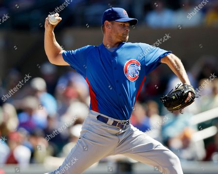 Kerry Wood Chicago Cubs relief pitcher Kerry Wood throws to the Arizona Diamondbacks during a spring training baseball game in Scottsdale, Ariz