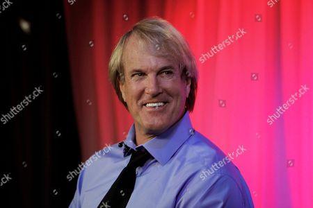 John Tesh John Tesh is interviewed in Los Angeles