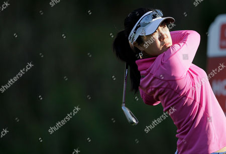 Editorial picture of LPGA Tour Golf, Carlsbad, USA