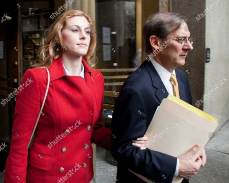 Jaynie Mae Baker, Robert Gottlieb Jaynie Mae Baker leaves State Supreme Court with her attorney Robert Gottlieb following her arraignment, in New York. Baker is accused of working for a high-priced brothel