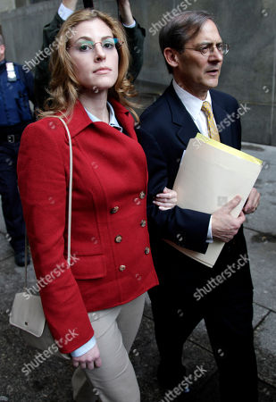 Jaynie Mae Baker Jaynie Mae Baker leaves court with her lawyer Robert Gottlieb after her arraignment in State Supreme Court, in New York. Baker is accused of working for a high-priced brothel