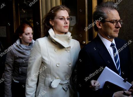 Editorial picture of Manhattan Madam Case, New York, USA