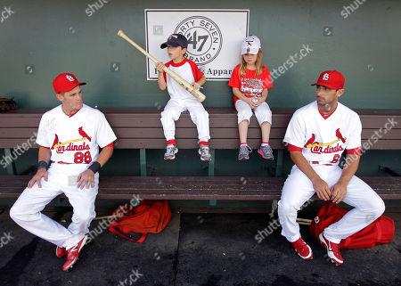Editorial picture of Marlins Cardinals Spring Baseball, Jupiter, USA