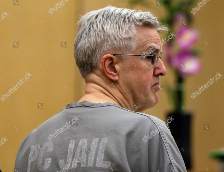 """Steve Powell Steve Powell appears in a Pierce County Superior Court hearing, in Tacoma, Wash. Powell's attorney has said that investigators frustrated by their unsuccessful quest to find Powell's missing daughter-in-law pursued an """"illegal"""" warrant that eventually led to voyeurism charges against Powell. Powell is behind bars on the voyeurism charges after being convicted or taking photos of young neighboring girls without their knowledge, a crime that emerged after police seized computer hard-drives from his Puyallup, Wash., home while investigating Susan Powell's disappearance. He became a figure in the case after he went on national television and said he and his daughter-in-law had been falling in love"""