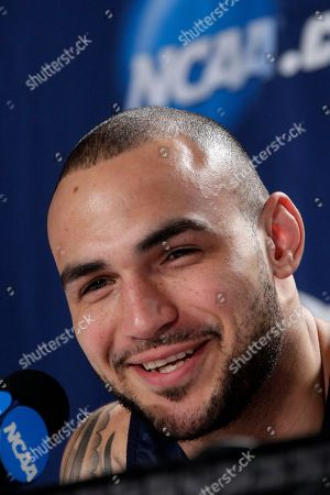 Robert Sacre Gonzaga center Robert Sacre answers a question during during a media availability at the East Regional NCAA tournament in Pittsburgh, . Gonzaga plays Ohio State Saturday, March 17, 2012 in a third-round college basketball game