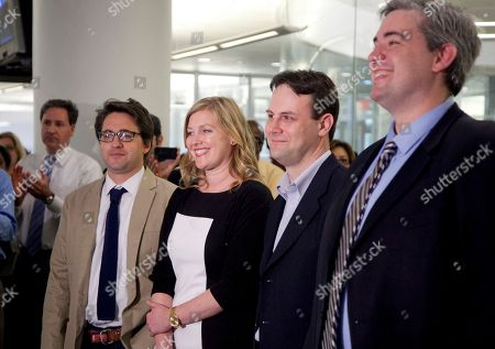 Editorial picture of Pulitzers Investigative Reporting, New York, USA