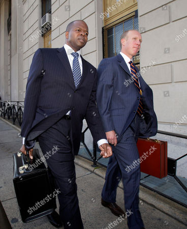 Douglas Wigdor, Kenneth Thompson Attorneys for Nafissatou Diallo, Kenneth Thompson, left, and Douglas Wigdor leave the Bronx state Supreme Court in New York, . Dominique Strauss-Kahn, the 62-year-old former chief of the International Monetary Fund was charged last year with attempted rape and other crimes after the May 14 encounter with Guinean-born hotel maid Diallo, but the criminal case was dropped after prosecutors lost faith in her credibility