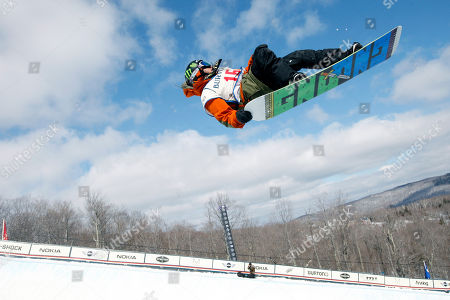 Danny Kass Danny Kass competes in the men's halfpipe finals at the U.S. Open Snowboarding Championships in Stratton, Vt., on