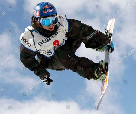 Louie Vito Louie Vito competes in the men's halfpipe finals at the U.S. Open Snowboarding Championships in Stratton, Vt., on . Vito finished in second place