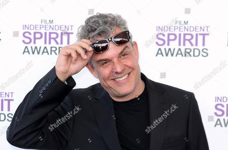 Danny Houston Danny Houston arrives at the Independent Spirit Awards, in Santa Monica, Calif