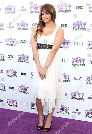 Editorial image of 2012 Independent Spirit Awards Arrivals, Santa Monica, USA