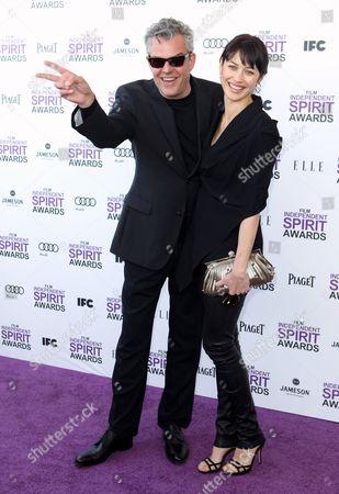 Editorial photo of 2012 Independent Spirit Awards Arrivals, Santa Monica, USA