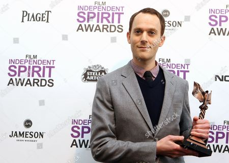 Editorial photo of 2012 Independent Spirit Awards Press Room, Santa Monica, USA