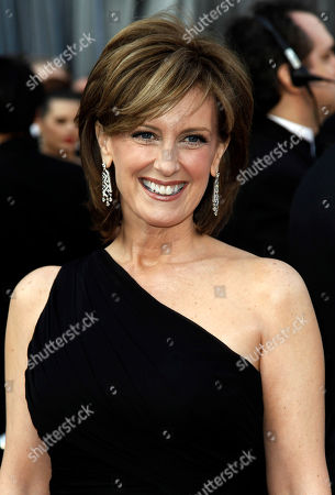 Stock Image of Ann Sweeney Ann Sweeney arrives before the 84th Academy Awards, in the Hollywood section of Los Angeles