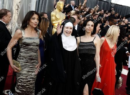 Editorial image of 84th Academy Awards Arrivals, Los Angeles, USA