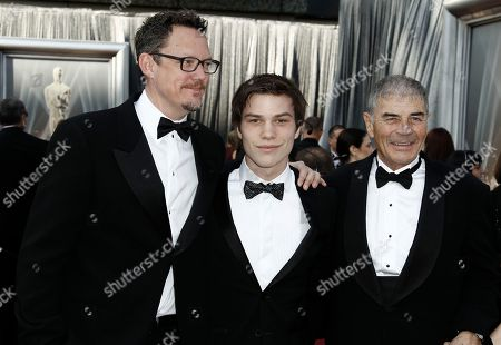 Matthew Lillard, Nick Krause, Robert Forster Matthew Lillard, Nick Krause, and Robert Forste arrive before the 84th Academy Awards, in the Hollywood section of Los Angeles