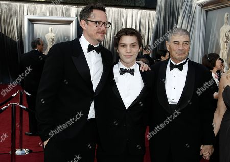 Matthew Lillard, Nick Krause, Robert Forster Matthew Lillard, Nick Krause, and Robert Forster arrive before the 84th Academy Awards, in the Hollywood section of Los Angeles