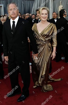 Don Gummer, Meryl Streep Don Gummer, left, and Meryl Streep arrive before the 84th Academy Awards, in the Hollywood section of Los Angeles