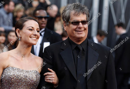 Stock Photo of Robert Gould Robert Gould and unidentified guest arrive at the 84th Academy Awards, in the Hollywood section of Los Angeles