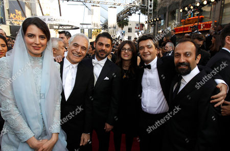 Editorial photo of 84th Academy Awards Insider Arrivals, Los Angeles, USA