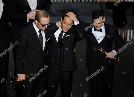 Editorial photo of 84th Academy Awards Show, Los Angeles, USA