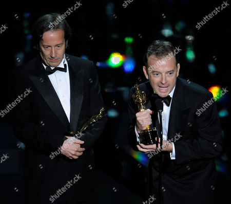 Editorial image of 84th Academy Awards Show, Los Angeles, USA